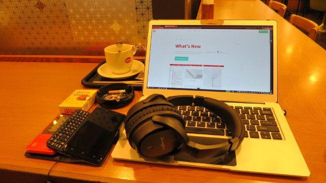 LiteXim QW-07 カフェ