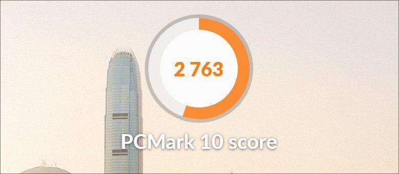 ドスパラ Magnate IM PC Mark