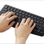 エレコム 静音ミニキーボード - モバイル利用なら打鍵感よりもこっちのほうが重要か?