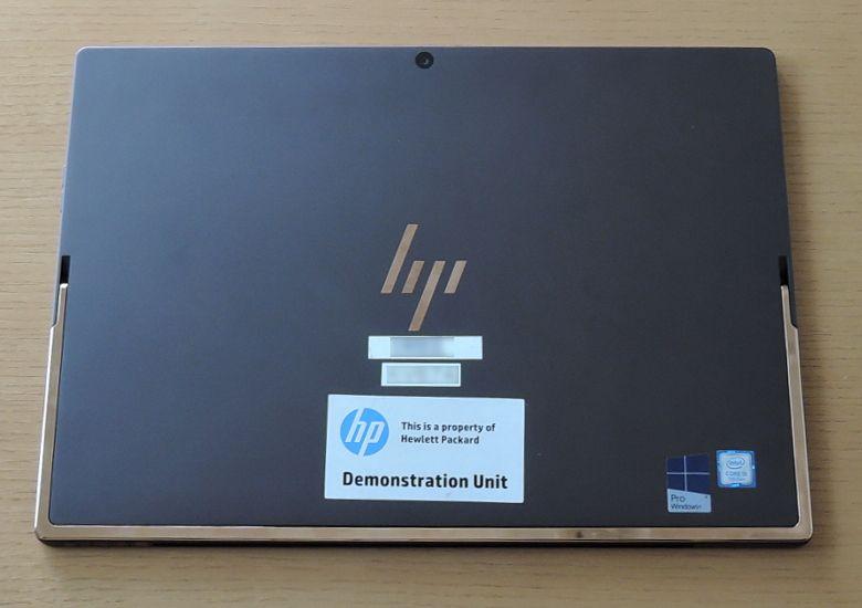 HP Spectre x2 背面