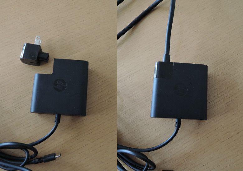 HP Spectre x2 ACアダプター