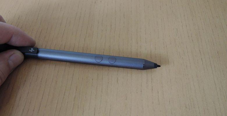 HP Spectre x2 ペンのボタン