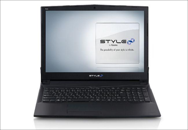 iiyama STYLE-15FX061-i7-KS 正面