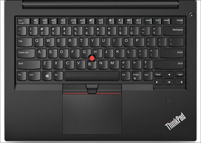 Lenovo ThinkPad E480 キーボード