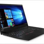 Lenovo ThinkPad E580 - 15.6インチ、ThinkPadとしてはエントリークラスのスタンダードノートがリニューアル!
