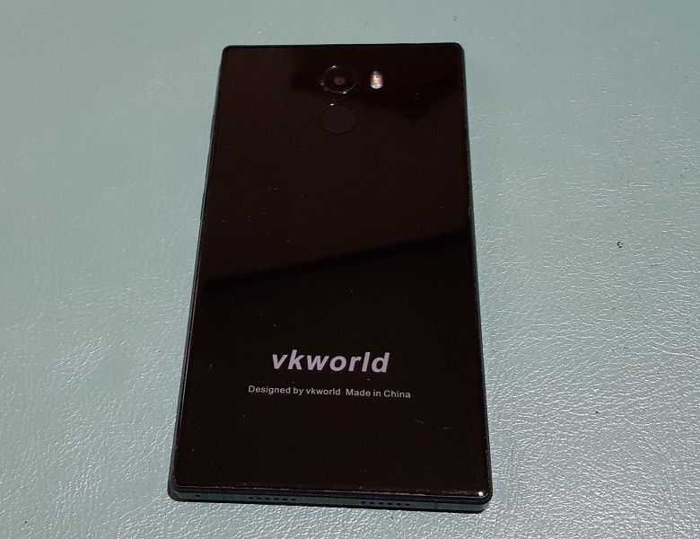 VKWorld Mix Plus 背面