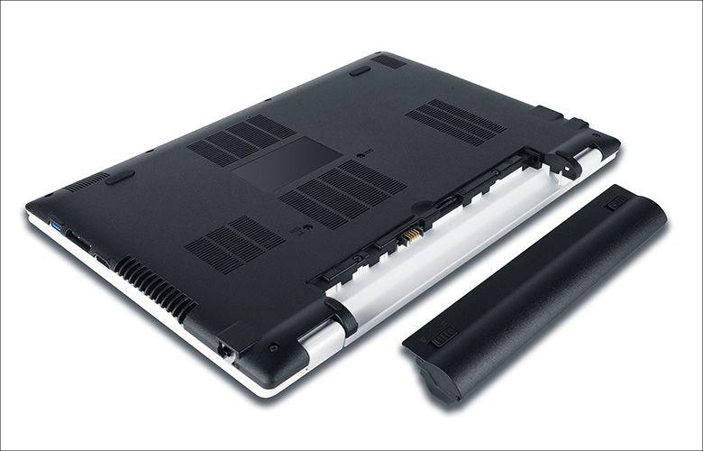 マウス m-Book J シリーズ 着脱式バッテリー