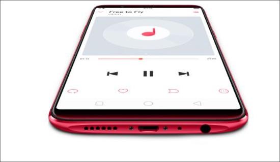 Oppo R11s デザイン