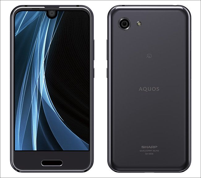 SHARP AQUOS R Compact