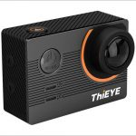 Thieye E7の実機レビュー - ドライブレコーダーにもなるアクションカメラでスキー場の撮影をしてきました(ひらちょん)