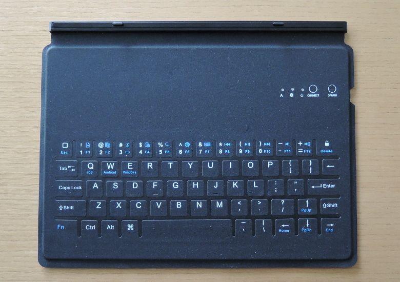 VOYO i8 Plus キーボード