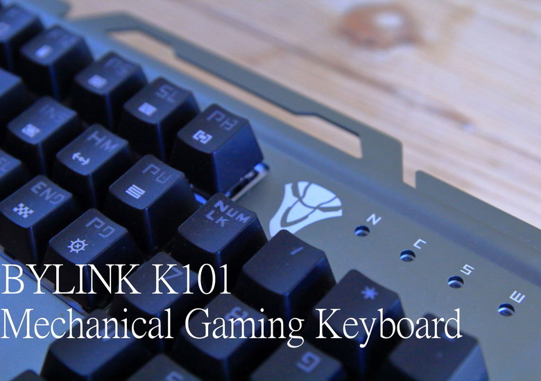 BYLINK K106 Mechanical Gaming Keyboard