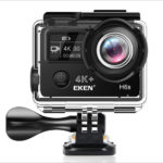 EKEN H6s EIS 4K+ アクションカメラの実機レビュー - 強力な手ブレ防止機能に高画質!豊富な付属品も素晴らしい!