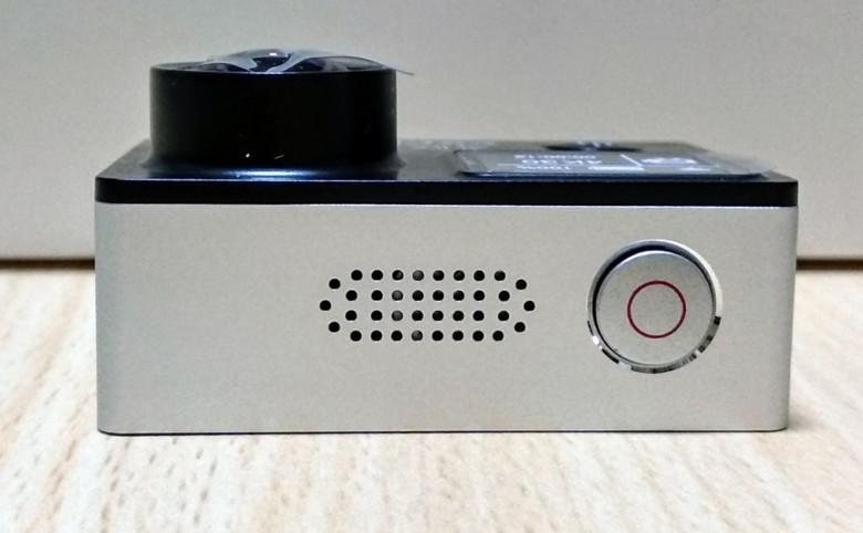 EKEN H6s EIS 4K+ アクションカメラ 上部