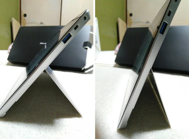 Jumper EZPad 6 Plus キックスタンド
