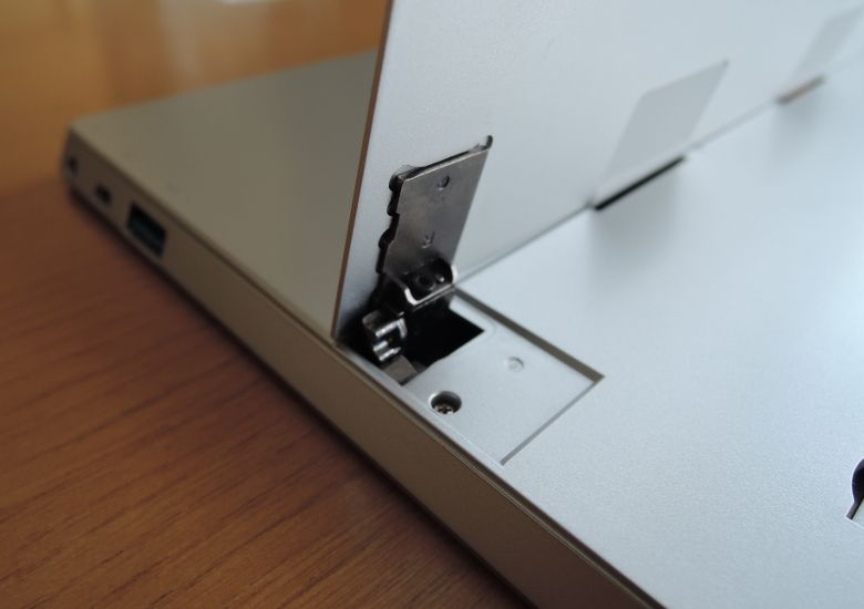 Jumper EZPad 6 Plus ヒンジ