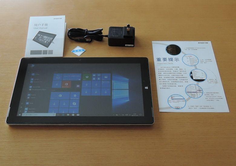 Jumper EZPad 6 Plus 同梱物
