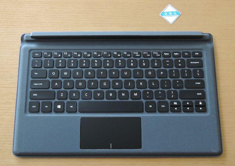 Jumper EZPad 6 Plus キーボード