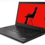 Lenovo ThinkPad T480 - フレキシブルなカスタマイズが可能な14インチ、モバイルノートとしても使えそう!