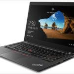 Lenovo ThinkPad T480s - GeForce搭載可能な14インチモバイルノート、ThinkPad最強モバイルはこれ!?