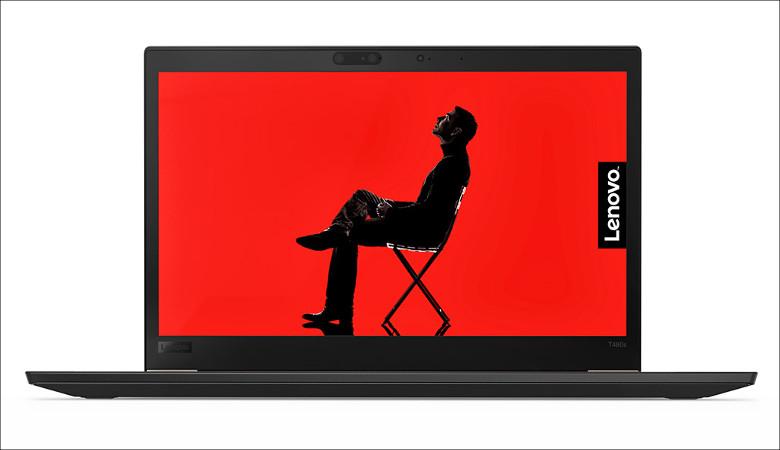 Lenovo ThinkPad T480s 正面