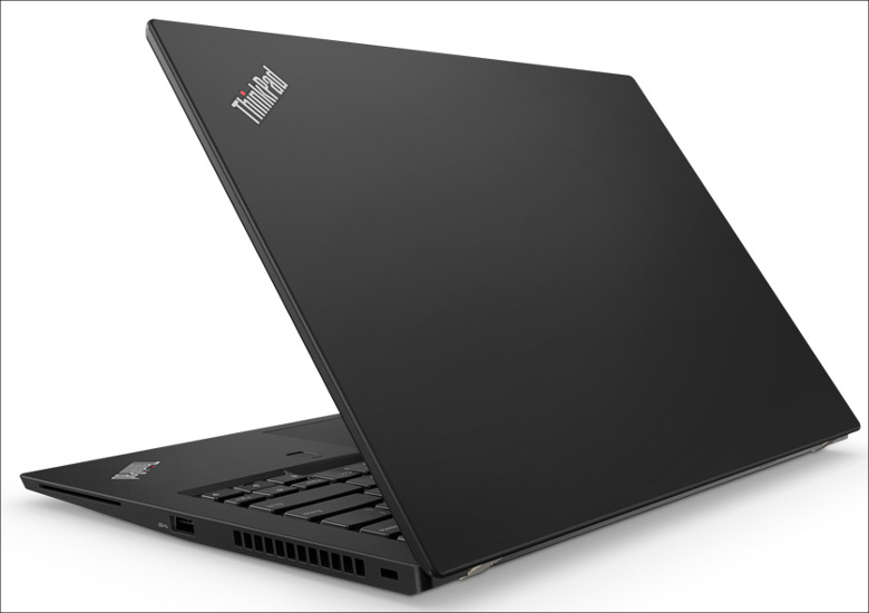 Lenovo ThinkPad T480s 天板