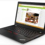 ThinkPad A285(AMD Ryzen Pro搭載)が55%オフ!13.3インチ、人気のモバイルノートideapad 720Sも50%オフ!Lenovo週末セール情報