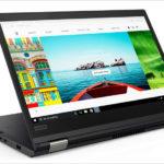 Lenovo ThinkPad X380 Yoga - 13.3インチのコンバーチブル2 in 1、高品質な手書き入力機能も魅力!