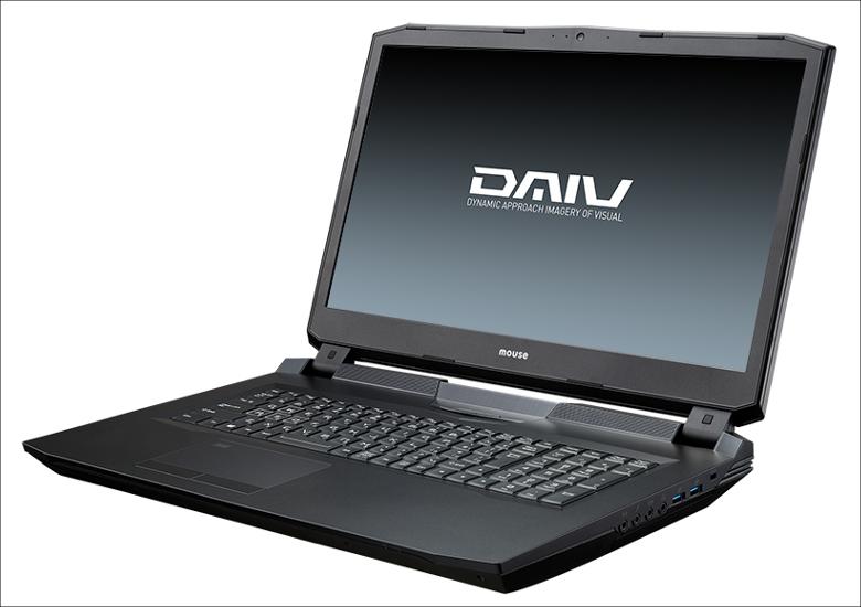 マウス DAIV-NG7620