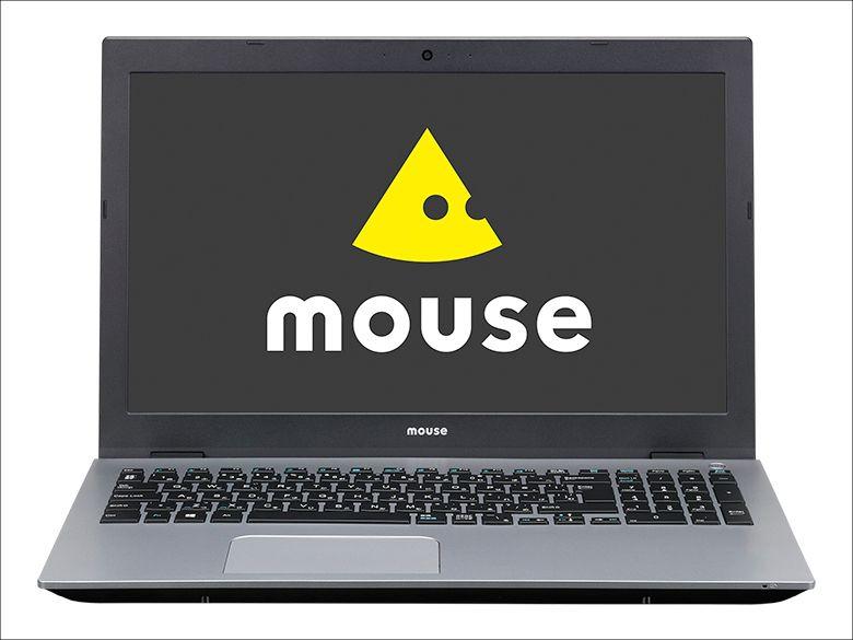 マウス m-Book N500 正面