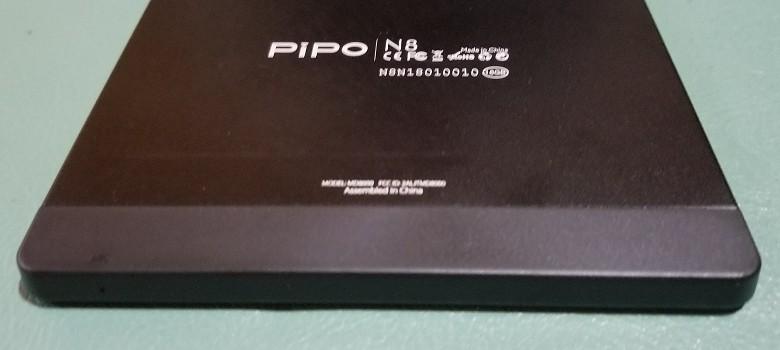 PIPO N8 後面