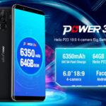 Ulefone Power 3S - 6インチで大容量バッテリーを搭載する縦長スマホ、お値段も激安レベル!