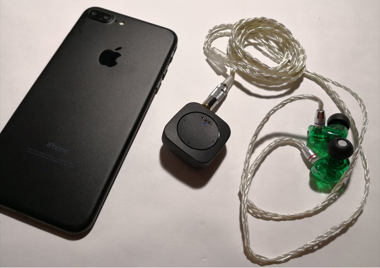 AUKEY Bluetoothレシーバー BR-C13