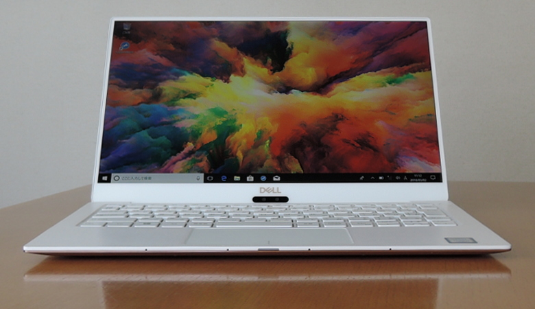 DELL XPS 13(9370)正面