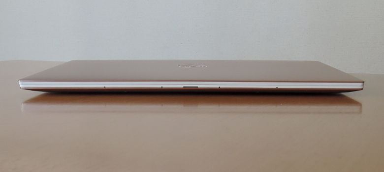 DELL XPS 13(9370)前面