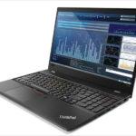 Lenovo ThinkPad P52s - 15.6インチ「モバイルできるワークステーション」が最新スペックにリニューアル!