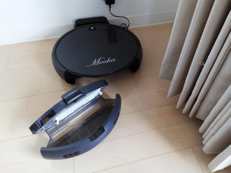 ロボット掃除機 MOOKA I3