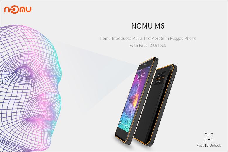 NOMU M6 実機画像