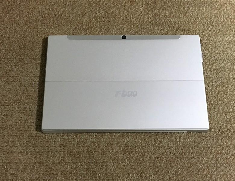 T-bao X101A 背面