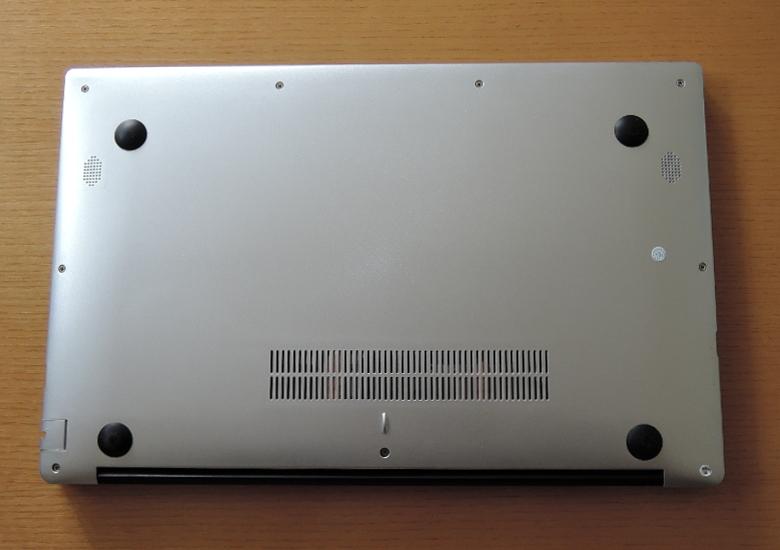 T-bao Tbook X8S Pro 底面