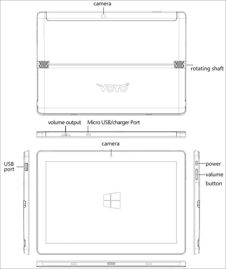 VOYO Vbook i3