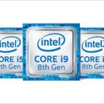 ノートPC向けのCoffee Lakeが大挙リリース!Core i9も登場!いままでとどう違うの?