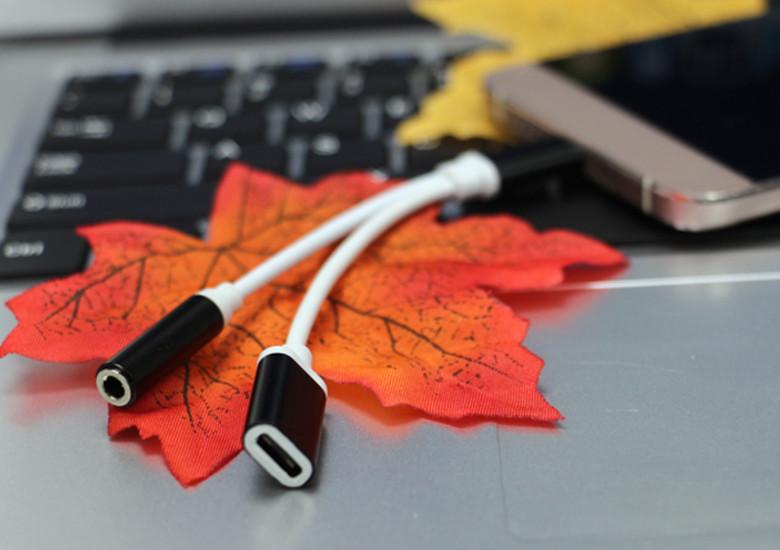USB Type-C 分岐ケーブル