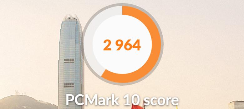DELL Inspiron 13 7000 2 in 1 PC Mark