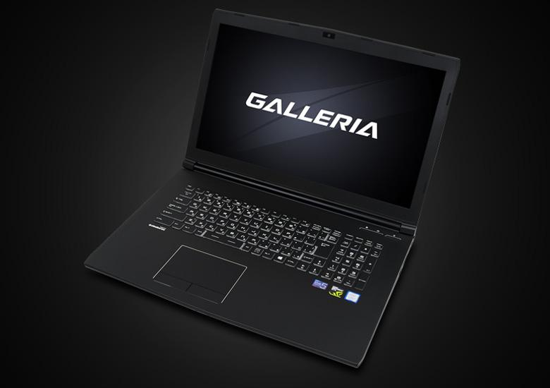 ドスパラ GALLERIA GCF1060NF