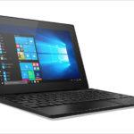 Lenovo Tablet 10 - Gemini Lake世代のCeleron搭載、10.1インチWindowsタブレット(2 in 1)が新発売!