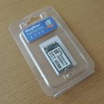 中華PCにM.2 SSDを増設しました。すごく簡単にできましたよ!
