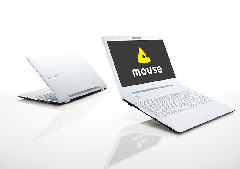 マウス m-Book JシリーズにLTEモデル追加