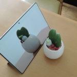 PDA工房 Mirror Shield レビュー - まさに「鏡」そのもの!の液晶保護フィルム。のぞき見防止効果もあるよ!