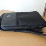 Under-The-Jack Pack レビュー - 超薄型のバックパックが届いたのでレビューします(実機レビュー)
